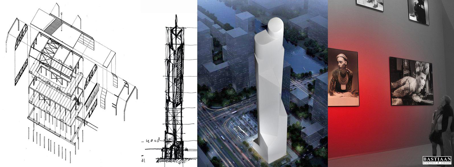 combinatie gebouwarchitectuur | cultuur | utiliteitsbouw