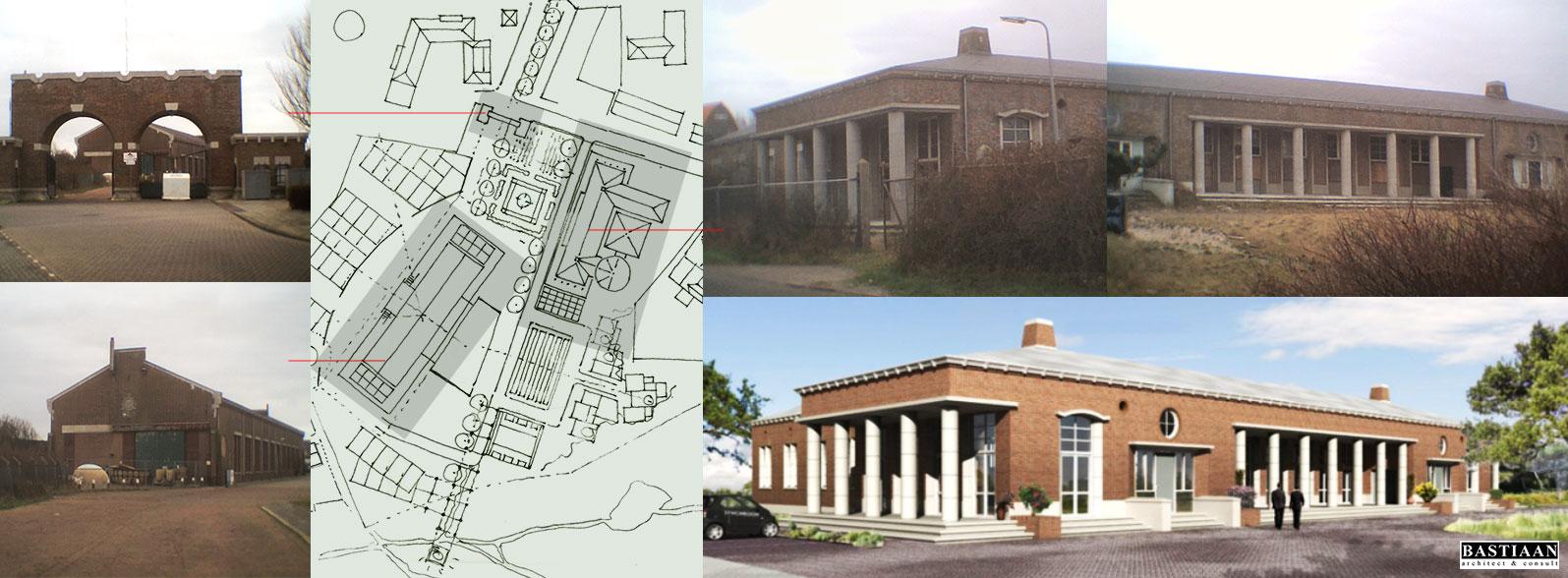 gebiedsontwikkeling | rijksmonumentenstedenbouw | architectuur | restauratie