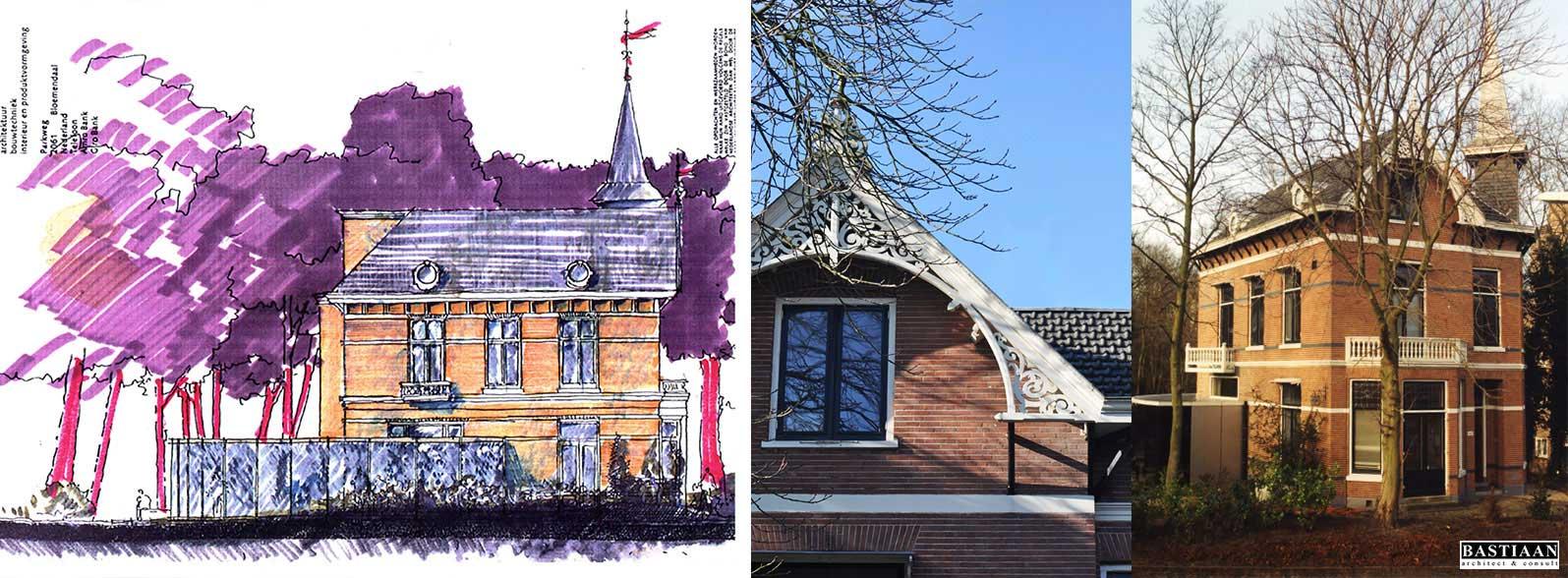 het grote woonhuisarchitectuur | renovatie | nieuwbouw
