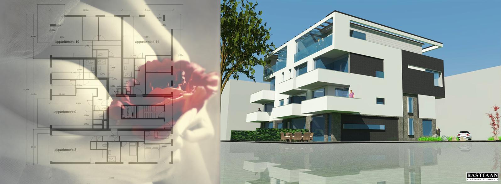 woningbouwarchitectuur | meergeneratie villa