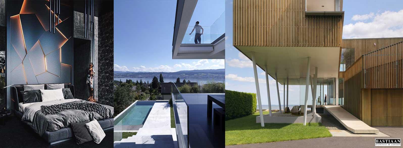 corporate identityarchitectuur | interieur