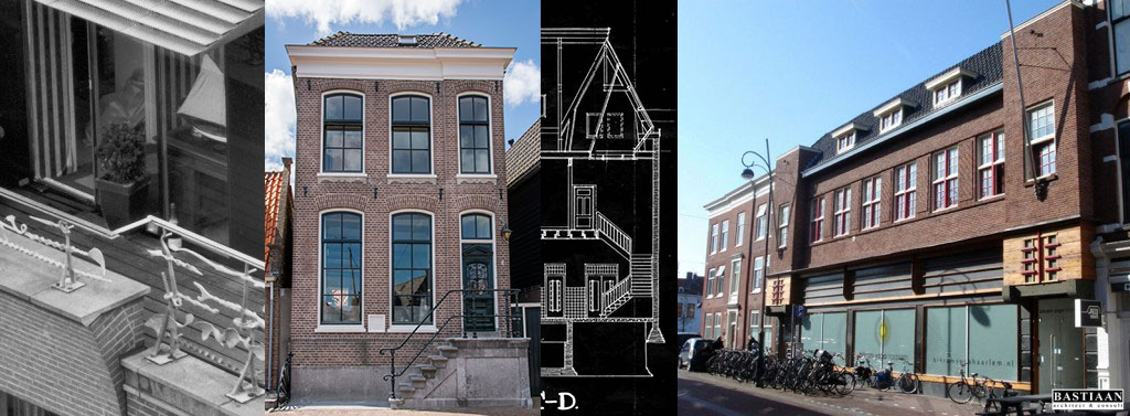 monumentenarchitectuur   restauratie  herbestemming